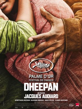 Jaquette dvd Dheepan