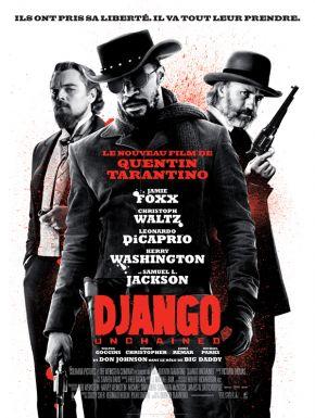 Django Unchained DVD et Blu-Ray