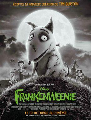 DVD Frankenweenie