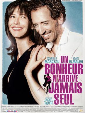 Sortie DVD Un Bonheur N'arrive Jamais Seul
