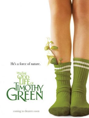 Sortie DVD The Odd Life Of Timothy Green