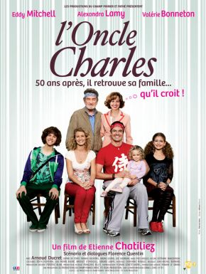 Sortie DVD Oncle Charles