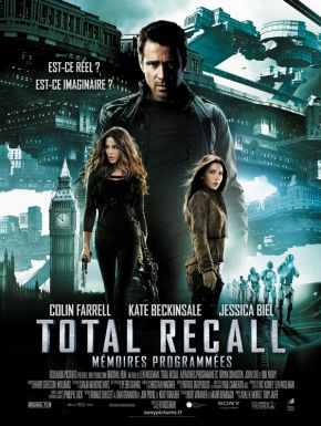 DVD Total Recall Mémoires Programmées