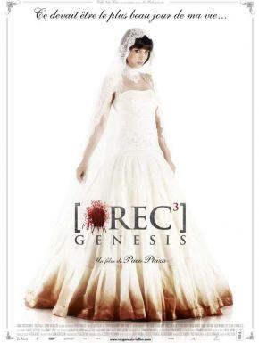 Sortie DVD Rec 3 - Genesis
