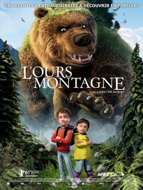 Jaquette dvd L'Ours Montagne
