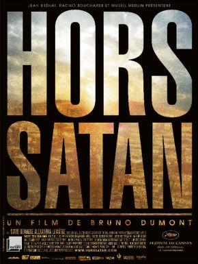 Hors Satan DVD et Blu-Ray