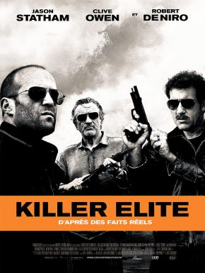 sortie dvd	  Killer Elite