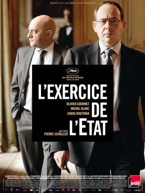 L'Exercice De L'Etat DVD et Blu-Ray