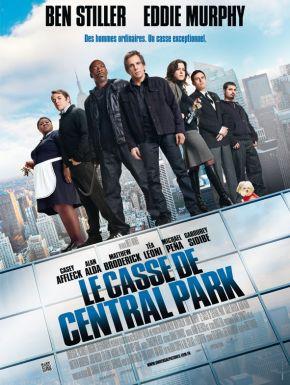 Le Casse De Central Park DVD et Blu-Ray