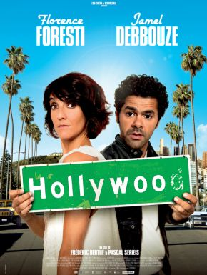 Jaquette dvd Hollywoo