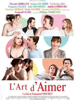 L'Art D'aimer DVD et Blu-Ray