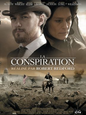 La Conspiration DVD et Blu-Ray