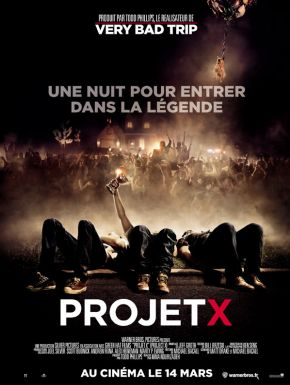 Sortie DVD Projet X