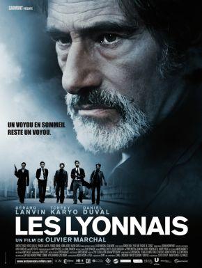 DVD Les Lyonnais