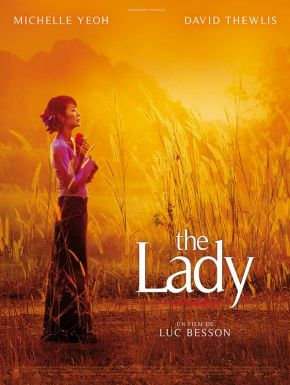 The Lady DVD et Blu-Ray