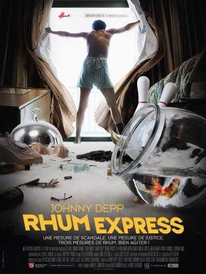 Jaquette dvd Rhum Express