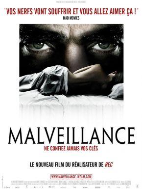 Malveillance DVD et Blu-Ray