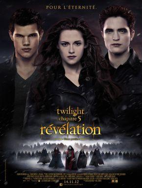 Twilight : Chapitre 5 - Révélation - 2ème Partie DVD et Blu-Ray