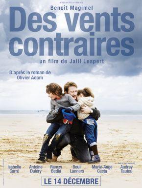 Jaquette dvd Des Vents Contraires