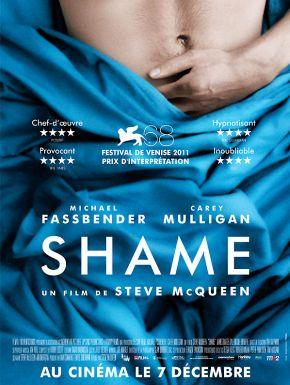 Shame DVD et Blu-Ray