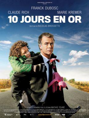 Sortie DVD 10 Jours En Or