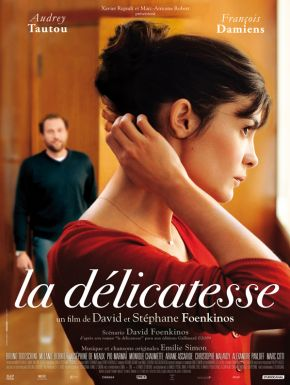 Sortie DVD La Délicatesse
