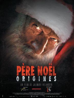 Jaquette dvd Père Noel Origines
