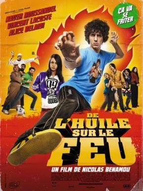 De L'huile Sur Le Feu DVD et Blu-Ray