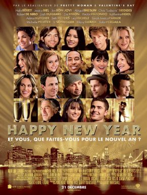 Sortie DVD Happy New Year