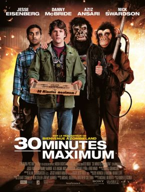 Sortie DVD 30 Minutes Maximum