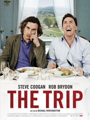 The Trip DVD et Blu-Ray