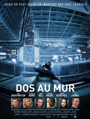 sortie dvd  Dos Au Mur