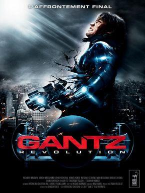 Jaquette dvd Gantz - Révolution