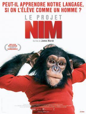 Jaquette dvd Le Projet Nim