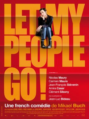 DVD Let My People Go