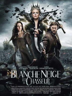Sortie DVD Blanche-Neige Et Le Chasseur