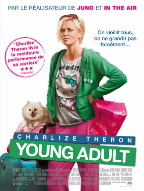 Jaquette dvd Young Adult
