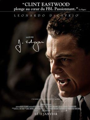 Jaquette dvd J. Edgar