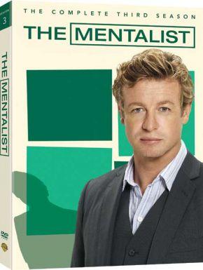 DVD Mentalist - Saison 3