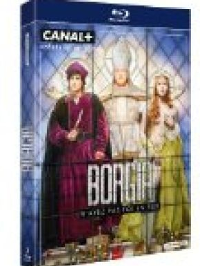 Borgia - Saison 1 en DVD et Blu-Ray