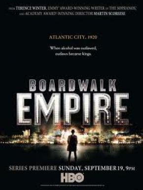 Boardwalk Empire -  Saison 1 en DVD et Blu-Ray
