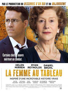 Jaquette dvd La Femme Au Tableau