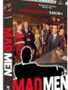 DVD Mad Men - Saison 4