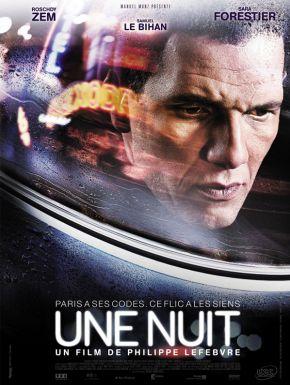 Une Nuit DVD et Blu-Ray