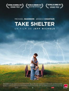 Jaquette dvd Take Shelter