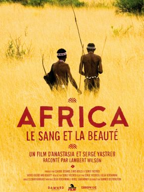 sortie dvd  Africa - Le Sang Et La Beauté