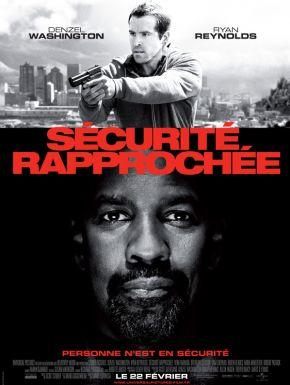 Sécurité Rapprochée DVD et Blu-Ray