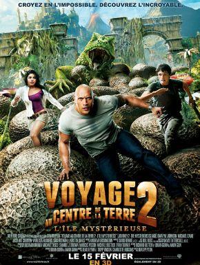DVD Voyage Au Centre De La Terre 2