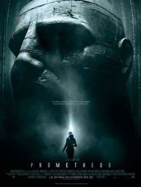 DVD Prometheus