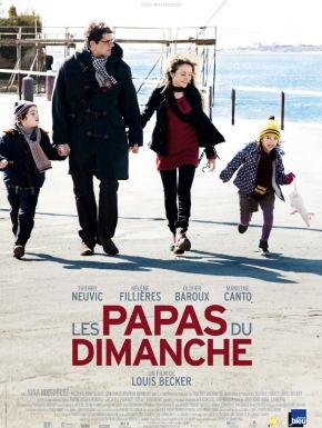 Sortie DVD Les Papas Du Dimanche